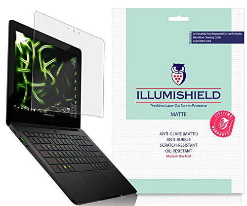 Pack of 2 Celicious Matte Anti-Glare Screen Protector Film Compatible with Razer Blade Stealth 13 2019 Touch
