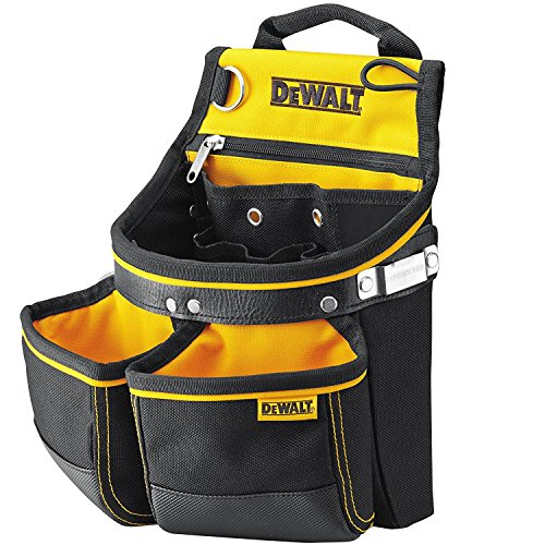 Dewalt DWST1-75650 DWST1-75650-Bolsa para Clavos, 0 W, 0 V, Amarillo/Negro