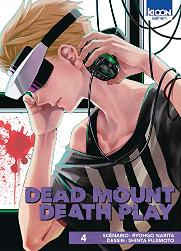 Dead Mount Death Play Edition simple Tome 4