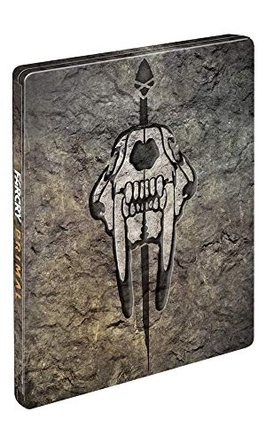 Far Cry Primal Steelbook (ohne Spiel)