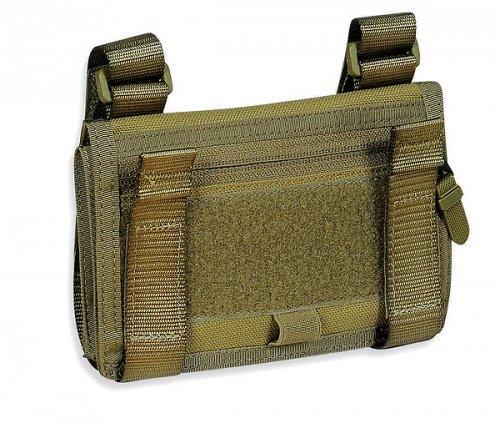 Tasmanian Tiger - Bolsa Plegable para Office (17 x 10 x 2 cm) Beige Caqui Talla:17 x 10 x 2