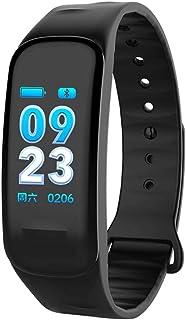 Smartwatches Pulsometros Monitores de actividad Monitor de sueño Conexión Bluetooth, botones de llamada, SMS, iOS y Android, 0.04,