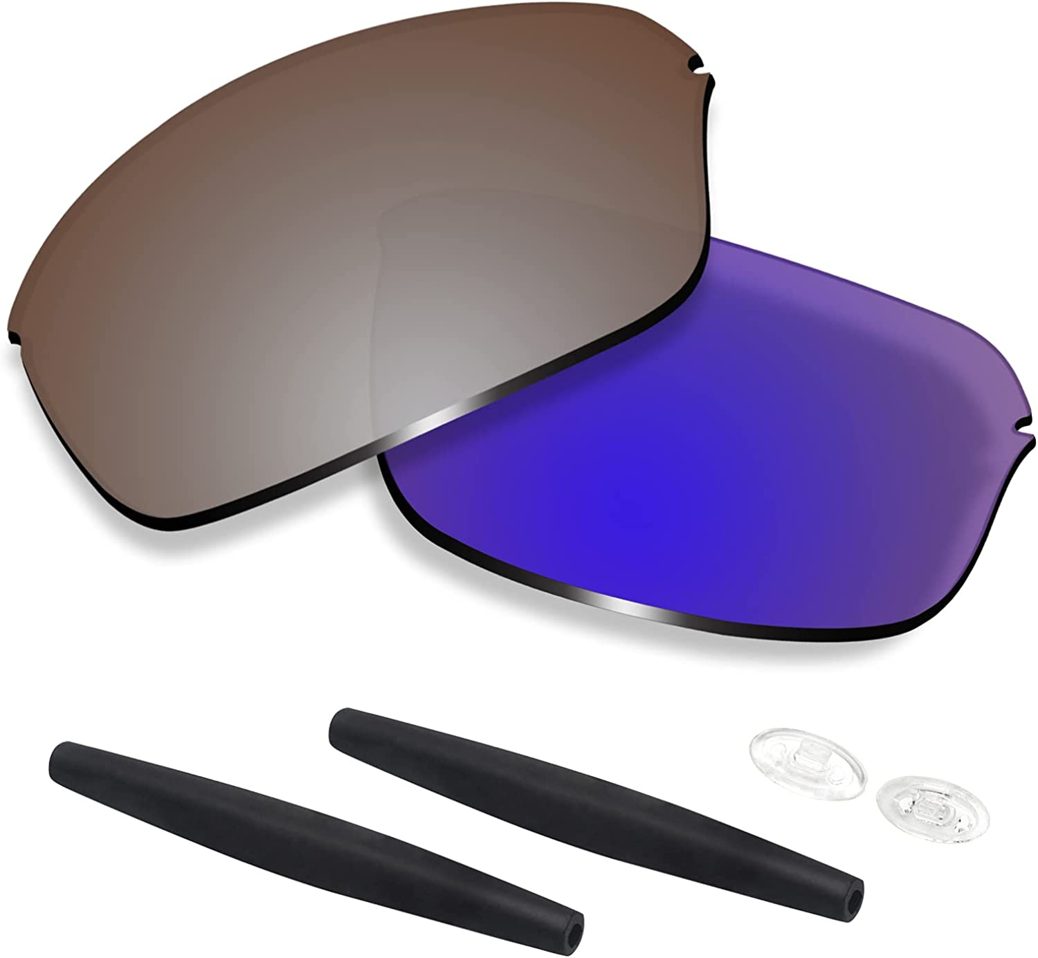 Betterun Wholesale Polycarbonate Polarized Replacement Rubber Fixed price for sale Kits Lenses