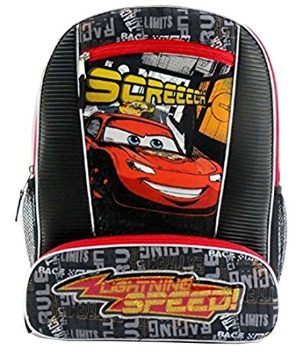 Disney Cars Lightning Speed 16 - Mochila infantil