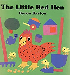The Little Red Hen + Craft