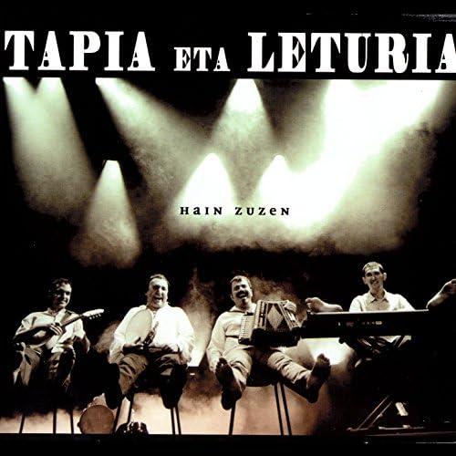 Joseba Tapia & Xabier Leturia