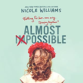 Almost Impossible audiobook cover art