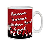 Official Personalised Nottingham <span class='highlight'>Forest</span> <span class='highlight'>Legend</span> Mug