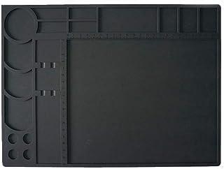 Soldering Mat Pad large Silicone Heat Resistant 932°F Welding Blanket Project Workbench Board Welding Blanket Electronics ...
