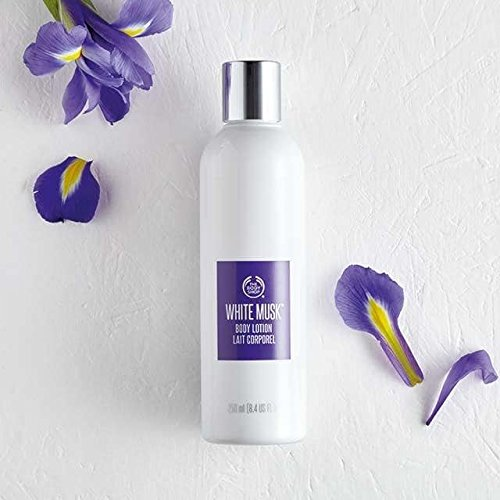 The Body Shop White Musk Smooth Satin Body Lotion 250 ml