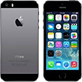 iPhone 5S Gray 16GB Unlocked ATT Tmobile Sprint Metro Cricket Straight Talk (Renewed)