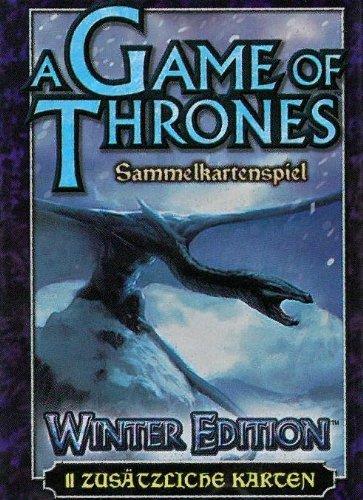 Diverse A Game of Thrones: Winter Edition (EIN Booster Deut.) [Import Allemand]