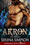 Akron (The Broken Book 4) (English Edition)