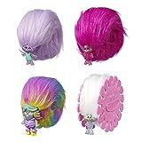 Trolls- Huggers Glitter Pack, Multicolor (Hasbro E5114EU4) , color/modelo surtido