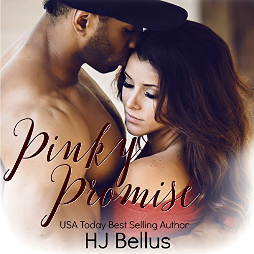 Pinky Promise audiobook cover art