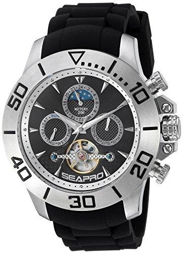 Seapro Orologio Analogico Automatico Uomo con Cinturino in Acciaio Inox SP5120