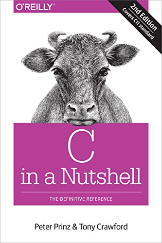 C in a Nutshell: The Definitive Reference (English Edition)