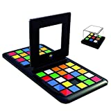 skrskr Rubiks Race Magic Block Game | Sequence Board Game, Magical Block Game For Kids Brain Intellectual Development | Parent-Child Interactive Game Toys