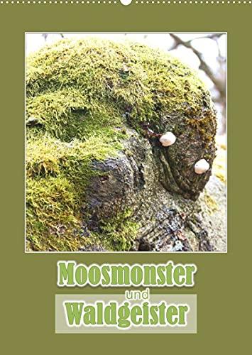Moosmonster und Waldgeister (Wandkalender...