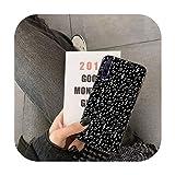 uulalala Coque Note de Musique pour Huawei Y5 II Y6 II Y5 Y6 Y7 Prime Y7Plus Y9 2018 2019-a10-pour...