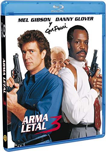 Arma letal 3: Montaje del director [Blu-ray]