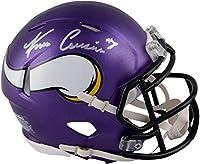 Kirk Cousins Minnesota Vikings Autographed Riddell Speed Mini Helmet - Fanatics Authentic Certified - Autographed NFL Mini Helmets