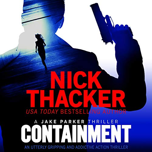 Containment Audiobook By Nick Thacker cover art