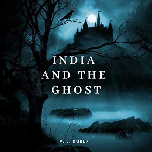India and The Ghost audiobook cover art