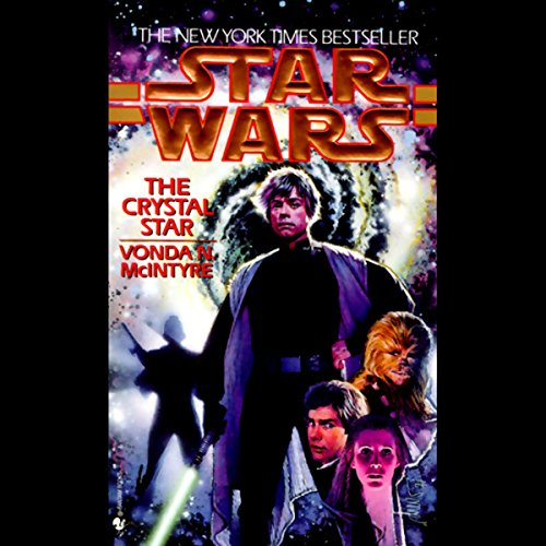Star Wars: The Crystal Star Titelbild