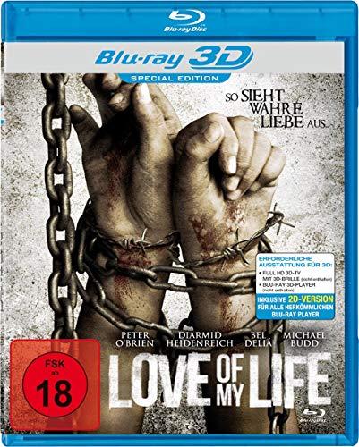 Love Of My Life [3D Blu-ray] [Blu-ray]