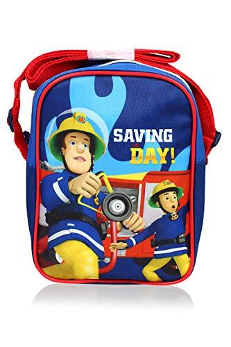 Feuerwehrmann Sam Umhängetasche Kindergarten-Tasche