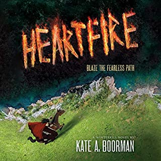 Heartfire: A Winterkill Novel cover art