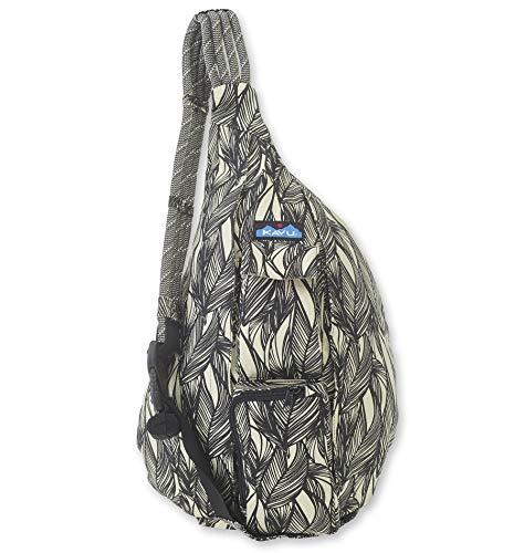 KAVU - Bolso bolso de hombro mochila de algodón