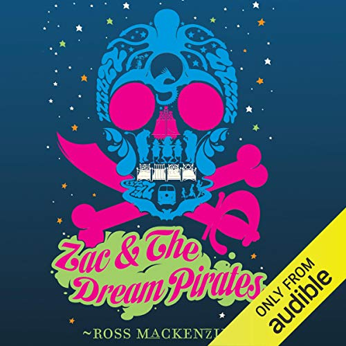 Zac and the Dream Pirates cover art
