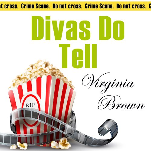 Divas Do Tell audiobook cover art