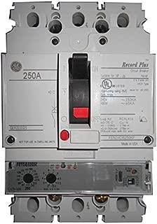 ge fe 250 circuit breaker