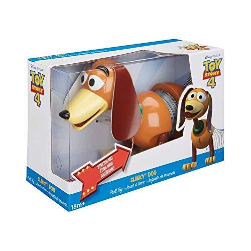 JP Toy Story- Slinky Dog Jr Figura, Color (Flair Leisure Products LNT04000)