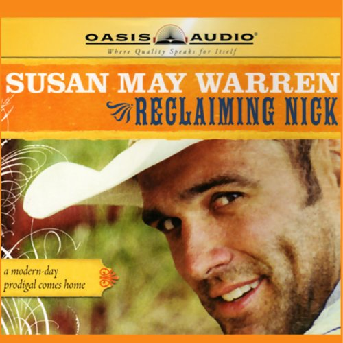 Reclaiming Nick audiobook cover art
