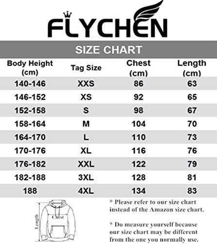 FLYCHEN Girls' Hoodies Inspired by My Hero Academia Midoriya Lzuku Ochaco Uraraka Todoroki Shoto Pullover Sweatshirts Jumper (4XL, Uniform 2904)
