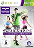 Ubisoft Your Shape Fitness Evolved 2012 - Juego (Xbox 360, Deportes,...
