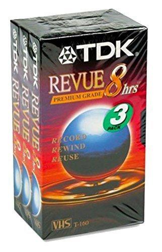 TDK Videocassetta VHS