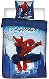 Spiderman Marvel - Juego de funda nórdica