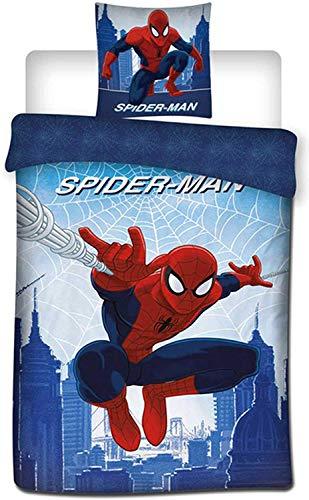 Spiderman Marvel Bettwäsche, Bettbezug