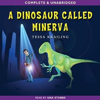 A Dinosaur Called Minerva audiobook cover art