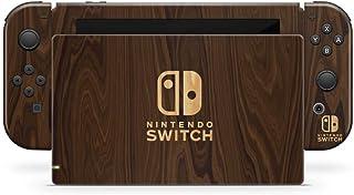 Skin Adesivo para Nintendo Switch - Madeira