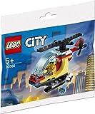 LEGO City Fire Helicóptero Polybag Set 30566 (Embolsado)