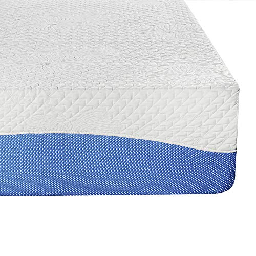 Olee Sleep 10-inch Memory Foam Mattress