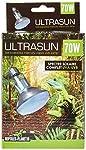 REPTILES PLANET lampe pour reptiles à vapeur de mercure UVA UVB Ultrasun 70w #2