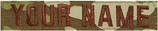 Best air force spice brown name tapes Reviews