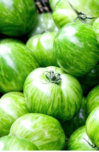 Seedeo® Tomate Green Zebra (Lycopersicum esculentum) 30 Samen BIO